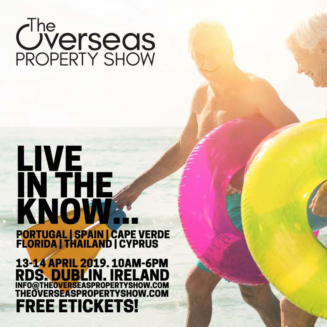 The Overseas Property Show - Royal Dublin Society
