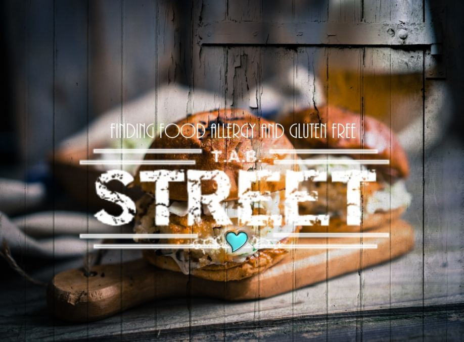 TAB Street - Finding Food Allergy and Gluten Free