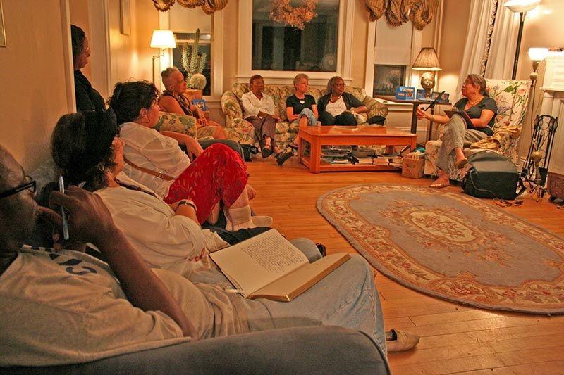 Renaissance House Reading with author Jessica Harris