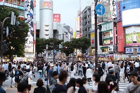 Tokyo, Japan. Photo credit: pixabay.com