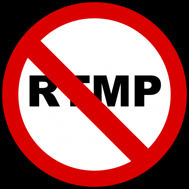 Goodbye RTMP