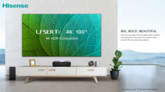 Hisense 4K UHD Laser TV