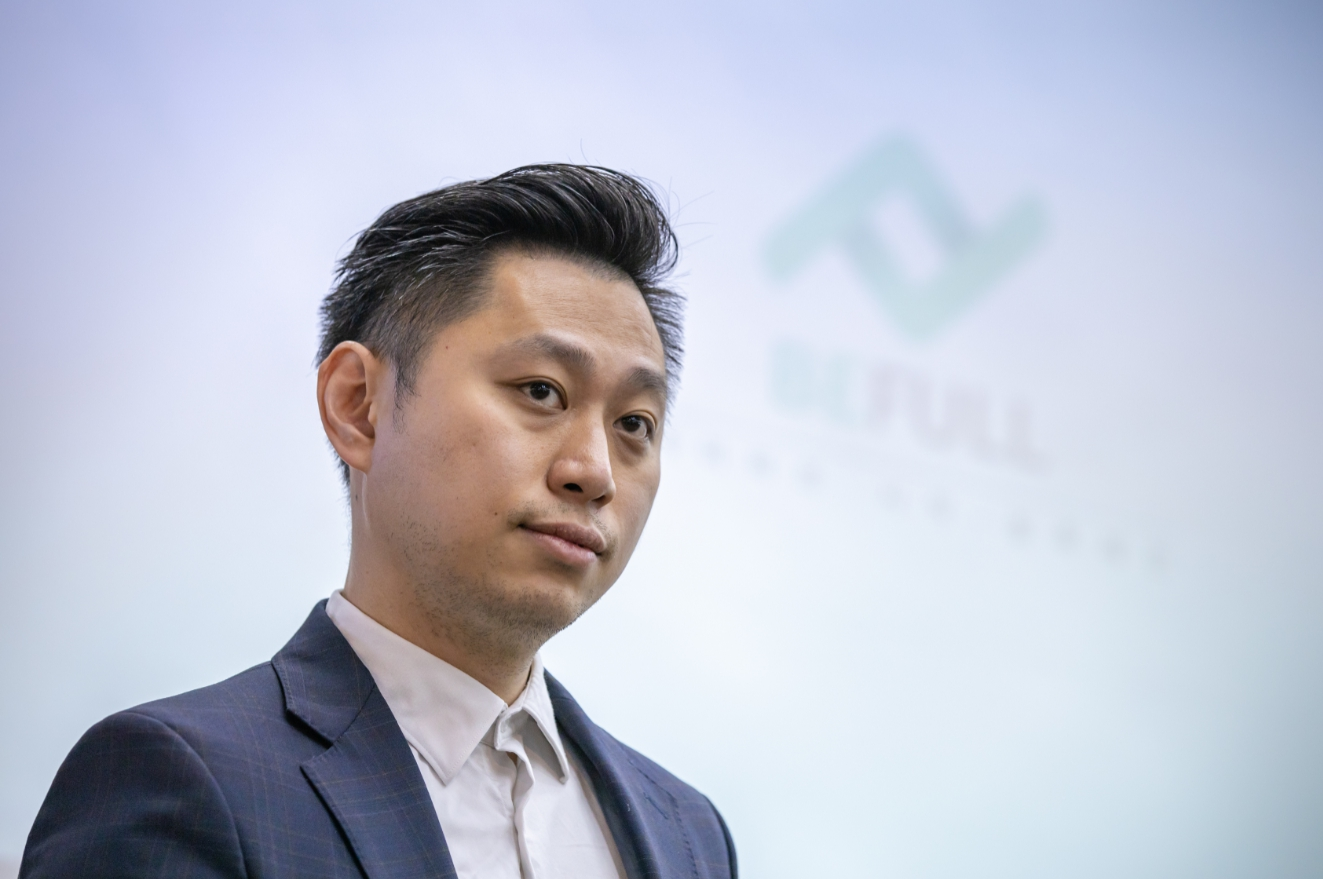 Vincent Cheung, Founder of BeFull Community