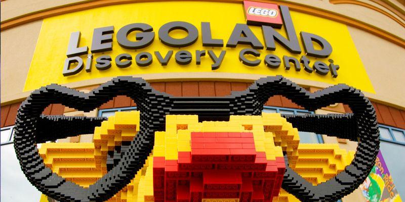 365Tickets USA Expanding LEGOLAND Discovery Centers ...