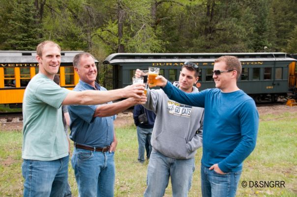 The D&SNGRR had addded nine new summer dates for the Durango Brew Train.