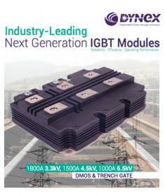 Dynex High Power IGBT Modules