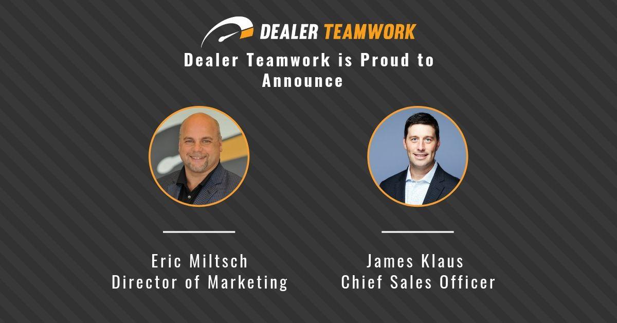 Miltsch, Klaus - Promoted - Dealer Teamwork