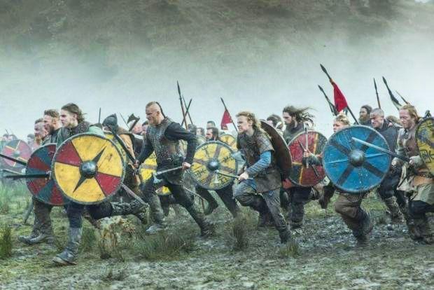 The Vikings!