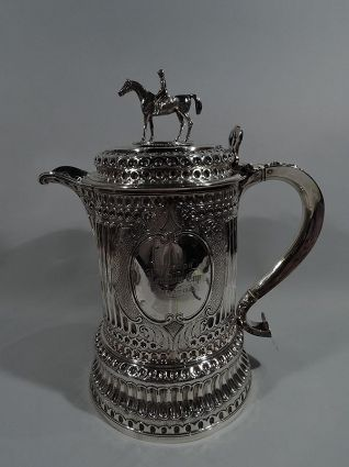 sterling silver race trohpy gorham tiffany antique