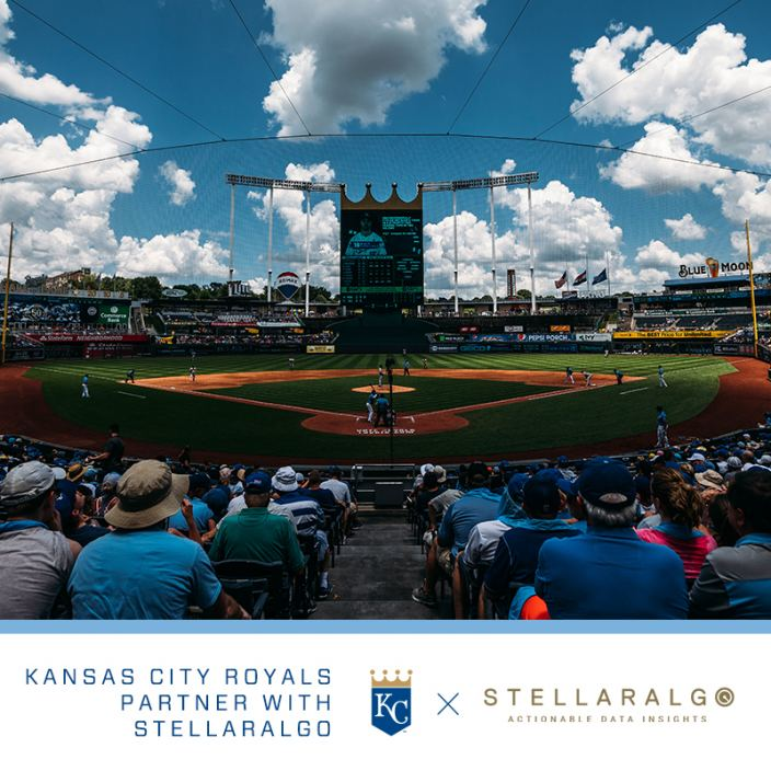 Kansas City Royals Partner with StellarAlgo