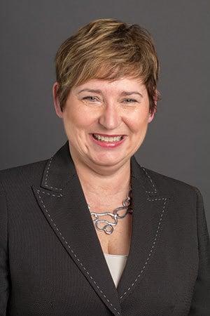 Megan Campbell, COO