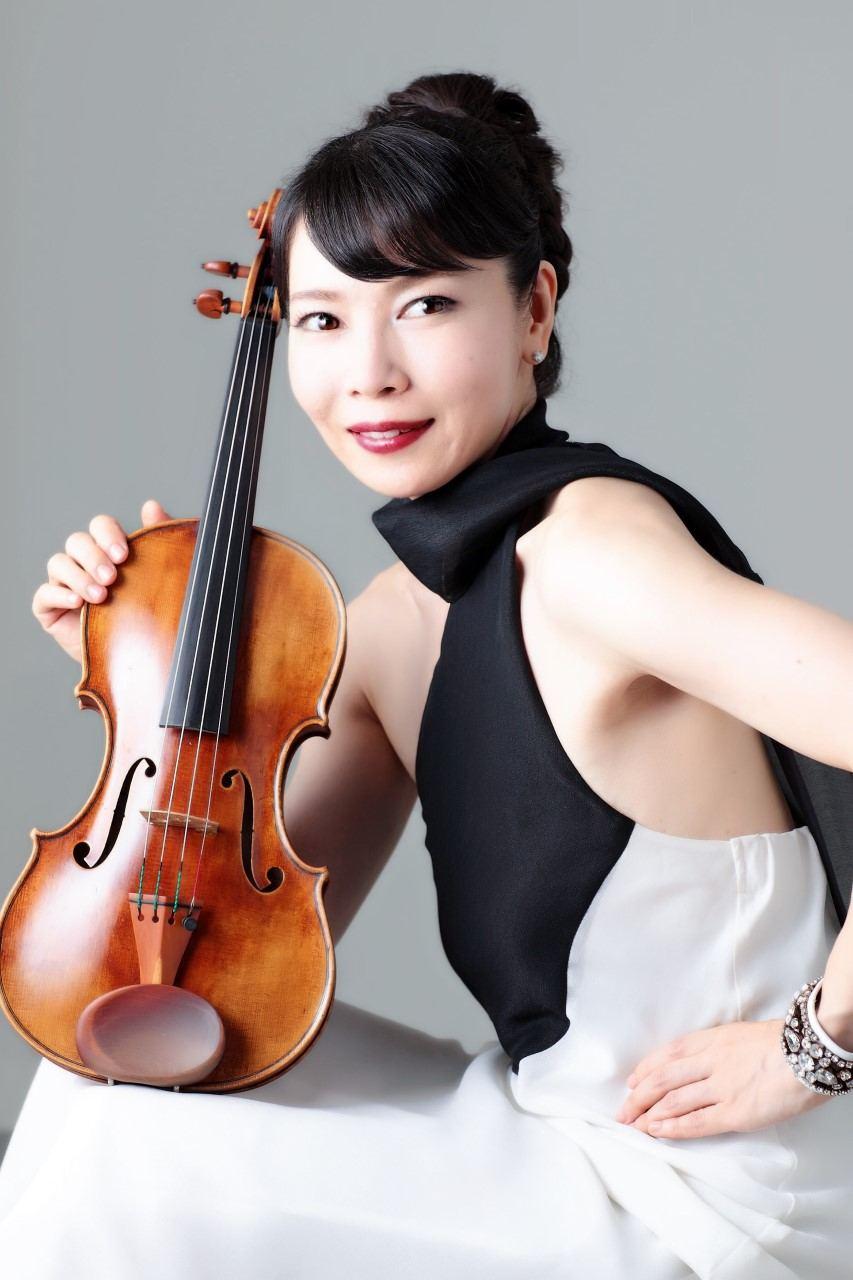Eiko Kano, violin