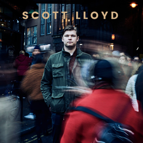 Scott Lloyd - Debut Album - Front Cover