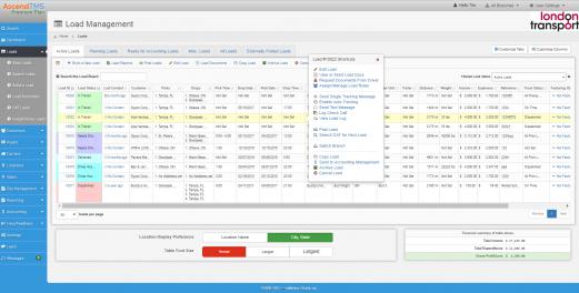 load-management-screen