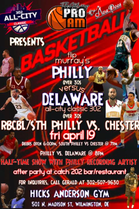 Philly vs Delaware - Friday April 19