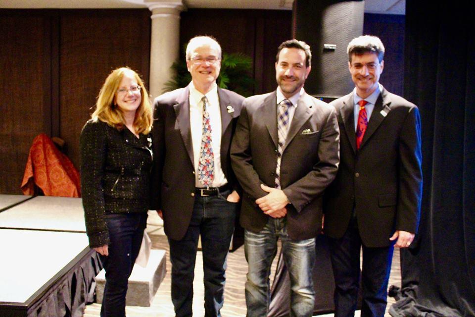 Lisa Jane Romer, Dr. Flotte, Jeffrey Castelli, Kevin Romer