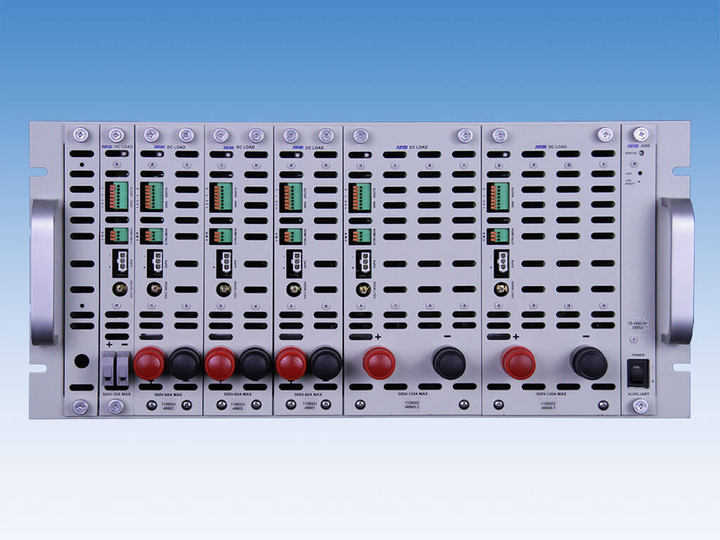 Modular DC Load 500V 4350 Series - NH Research (NHR)