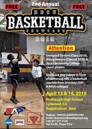 NCRF HBCU Basketball Showcase, KimiRhochelle Entertainment Publicist @krprmedia