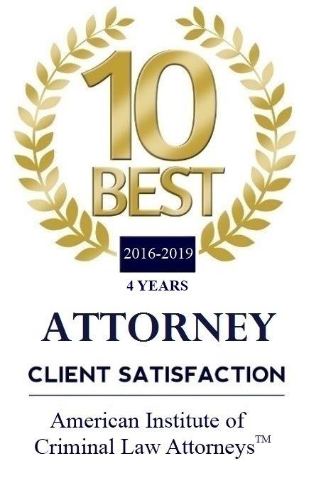 Am Inst Top 10 Client Satis 2016-2019