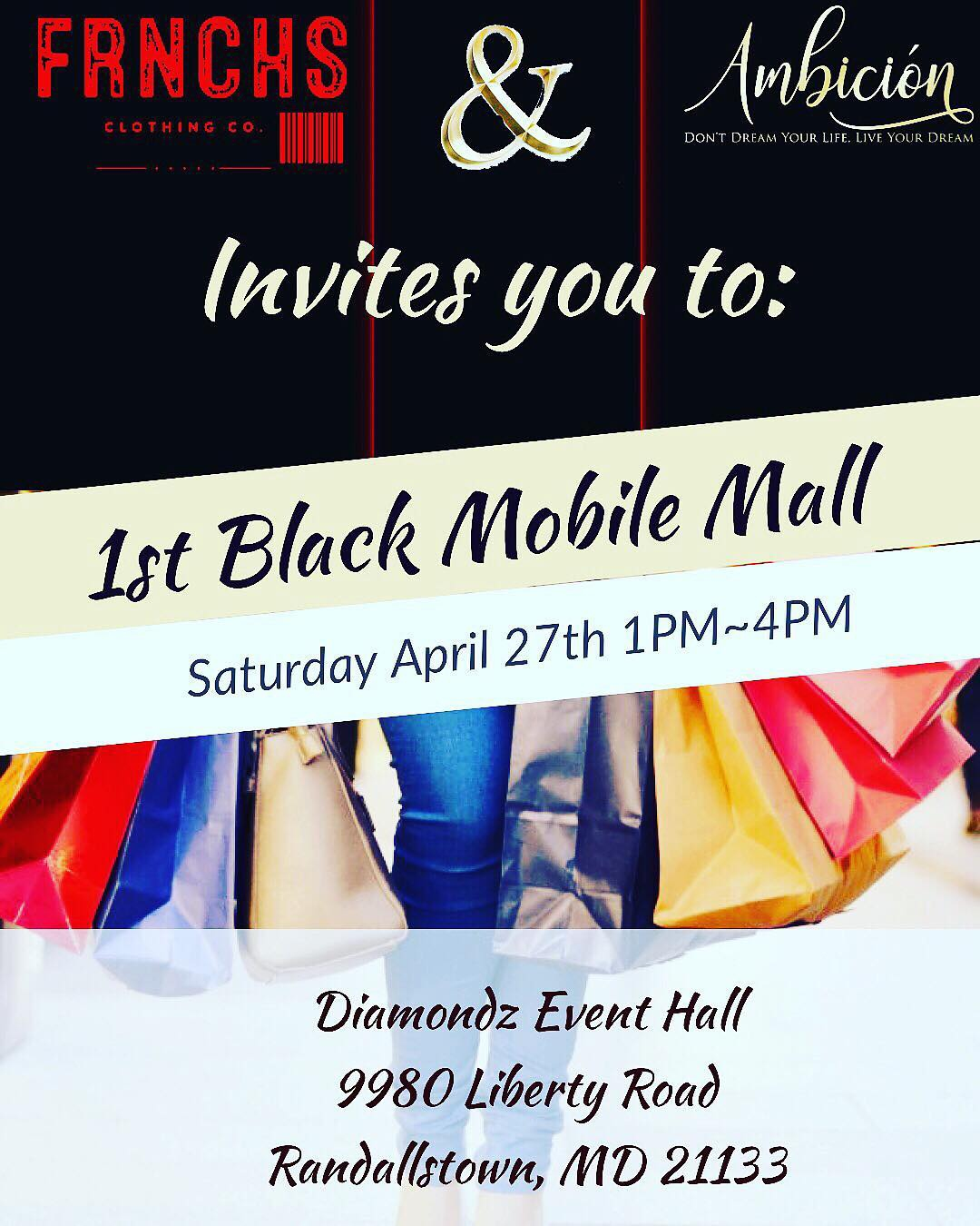 Black Mobile Mall