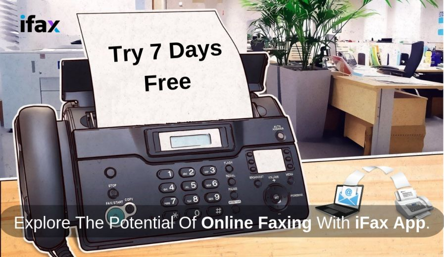 Explore The Potential Of Online Faxing With iFax A