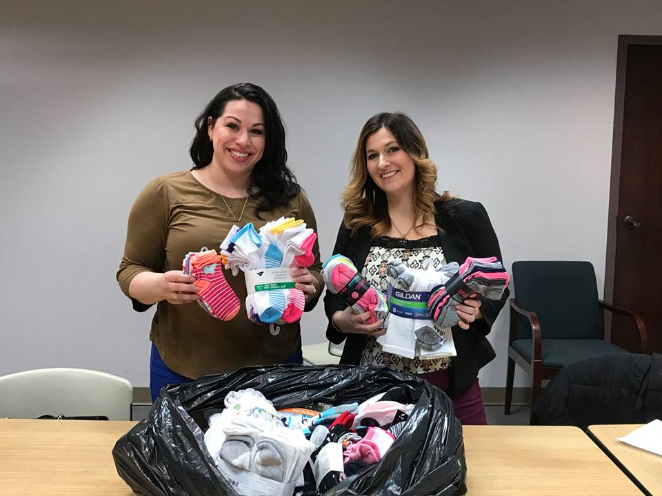 Waterbury Regional Chamber's Y.P.O.W.R. hosting Sock Drive for area charities