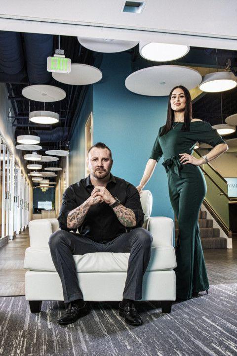 Ryan and Kara Garland, Paradyme Funding Co-founders