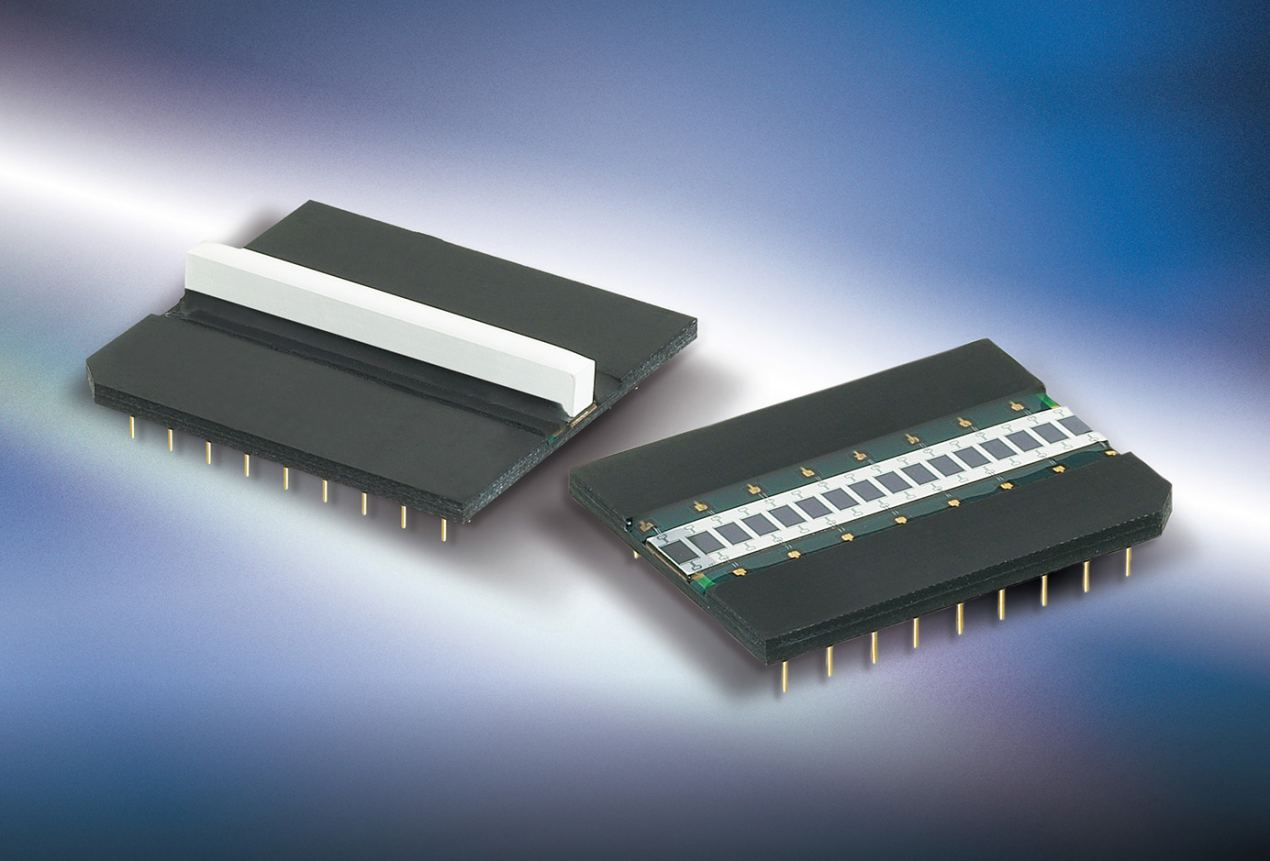OSI Optoelectronics Multichannel Detectors for Superior X-ray Imaging Resolution