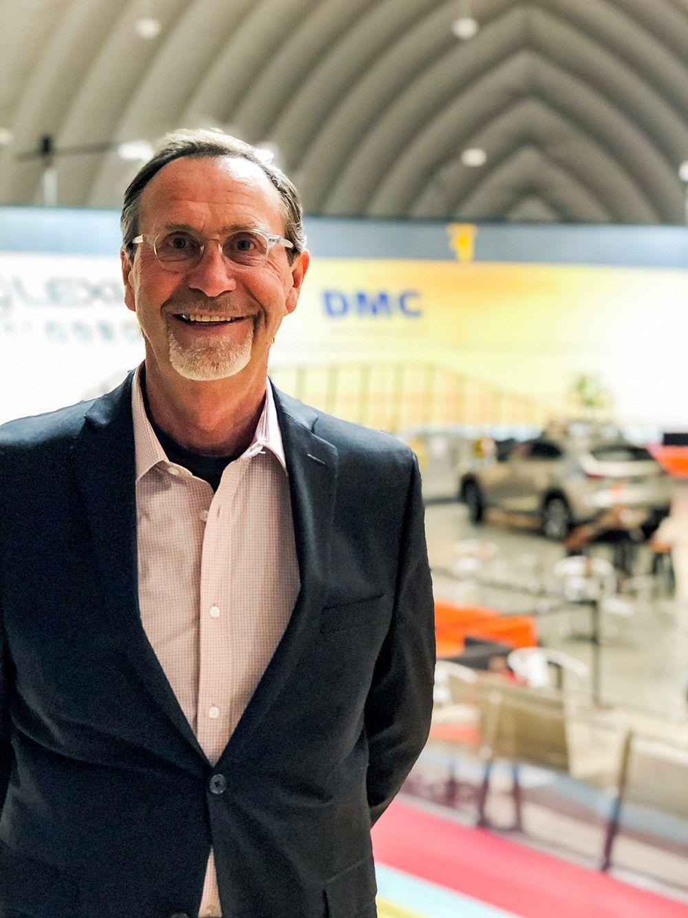 Dale Hughes, Detroit Fitness Foundation's Lexus Velodrome