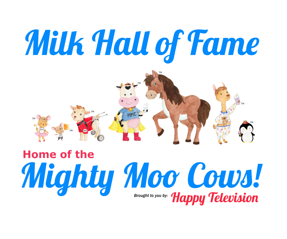 Milk Hall of Fame - Go COWS Go!