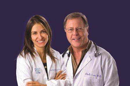 Dr. Georgia Rocha-Rodriguez, Dr. Charles Curtis