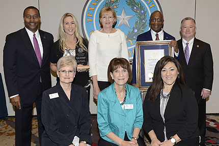 WINGS Ministries - 2019 Governor's Award