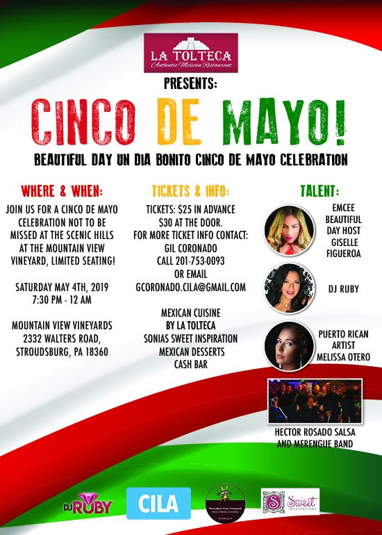 Beautiful Day Cinco de Mayo Celebration