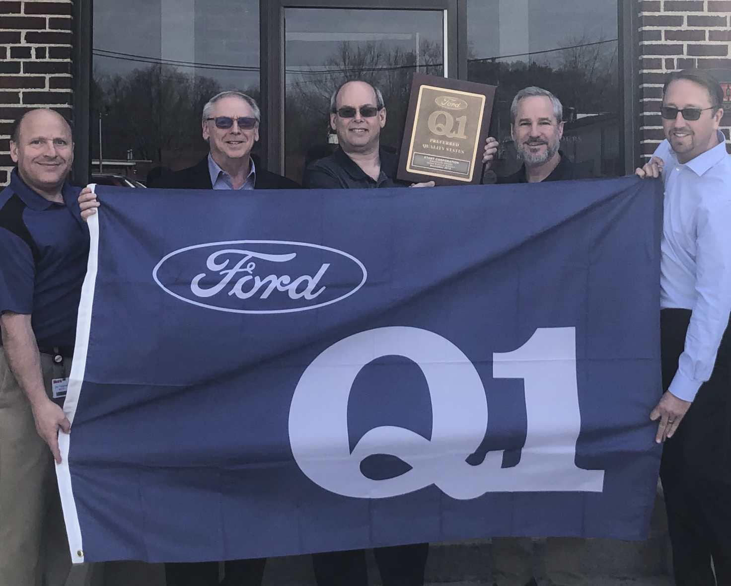CV Ford Q1 Apr2019