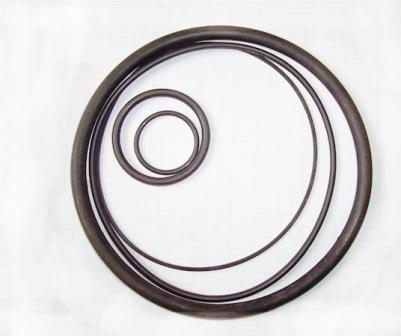 Rubber parts O-rings