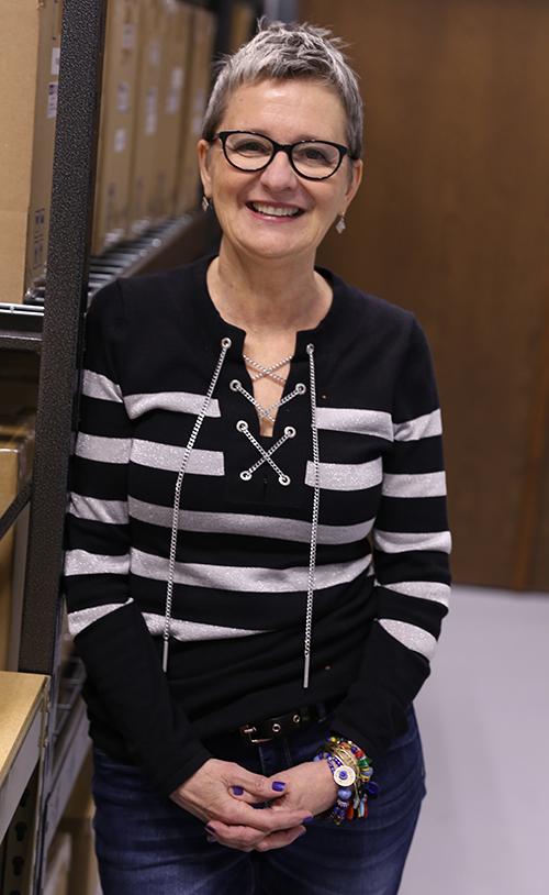 Gayle DeRose, L-Tron Partner, CMO, COO