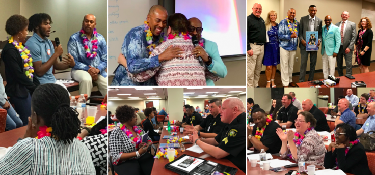 Scenes from the L.O.V.E. Is The Answer workshop in Forsyth County, NC 4/8/19