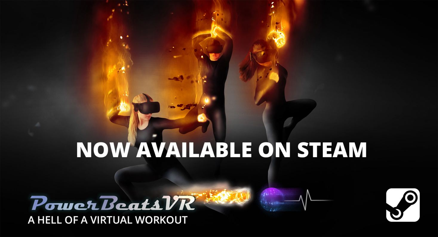 PowerBeatsVR - Now Available on Steam
