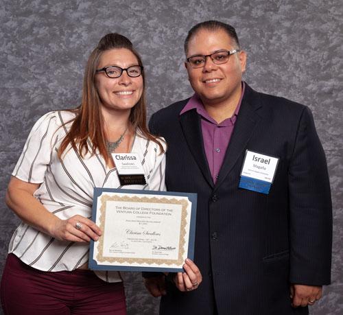Ventura College Foundation's Allied Health Scholarships.