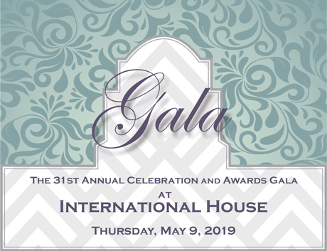 I-House Gala May 9th, 2019
