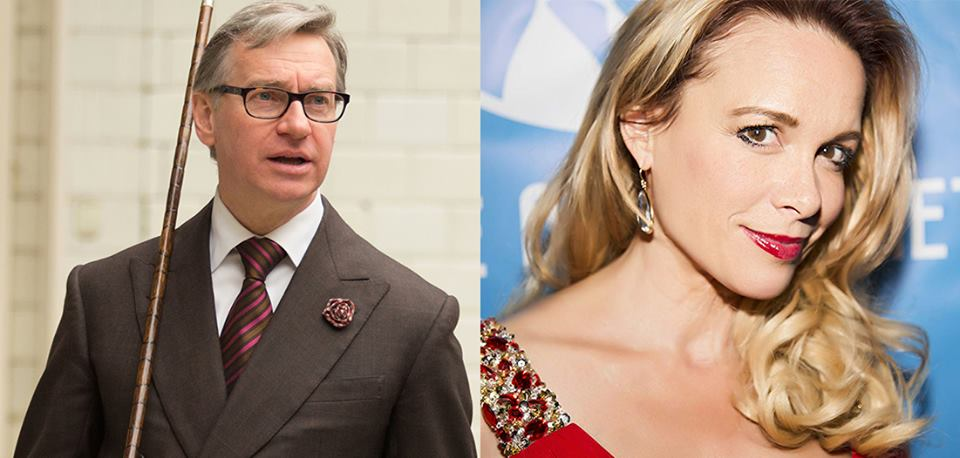 AWIAFF 2019 Presented by Paul Feig, Gala Awards Host Chase Masterson