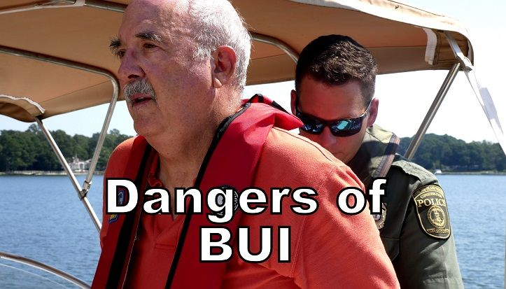 Dangers of BUI