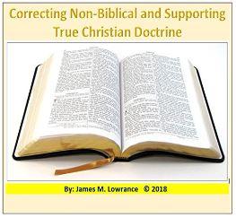 Image_eBook on Correct Bible Doctrines