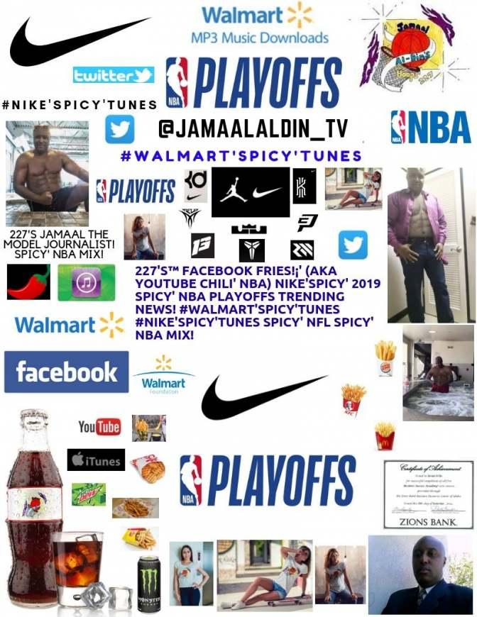 227's™ YouTube Chili' NBA Playoffs Houston  vs Utah Gm 2 #Nike'Spicy' NBA Mix!