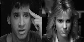 Steve Tash, Jennifer Runyon