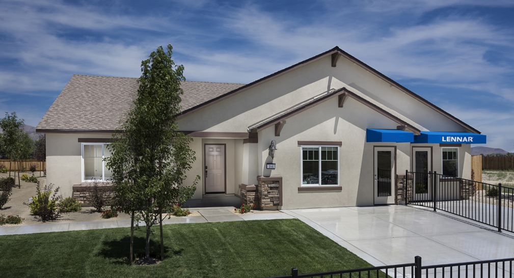 New homes for sale in Reno with RV access and near exceptional recreation