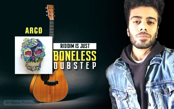 'Riddim is just boneless dubstep' by Arco