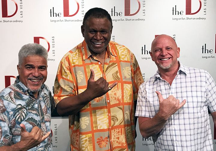 Bo Irvine & George Wallace join Don Barnhart at Jokesters Comedy Club