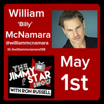 "William ""Billy"" McNamara on The Jimmy Star Show With Ron Russell"