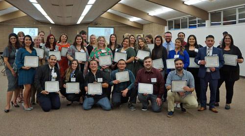 2019 Ventura College Foundation Phoenix Scholarship Recipients